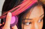 Как правильно использовать мелки для волос