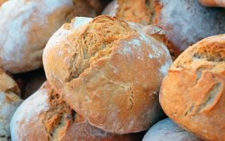 Как правильно есть хлеб