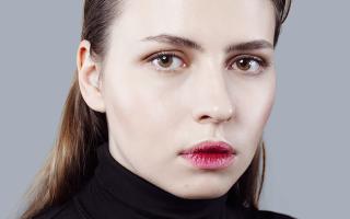 Как правильно красить губы без карандаша