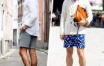 Как правильно выбрать шорты