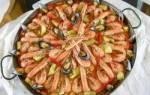 Как правильно есть паэлью с морепродуктами