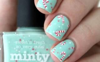 Как правильно красить маленькие ногти