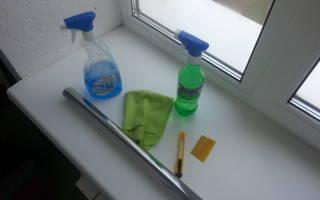 Как правильно клеить солнцезащитную пленку на окна