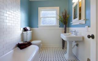 Как правильно делать ванную комнату