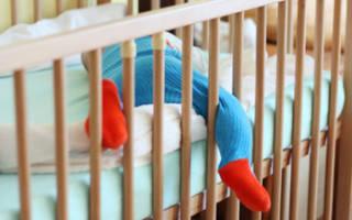 Где правильно поставить кроватку для ребенка
