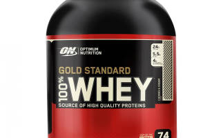 Whey protein правильно принимать