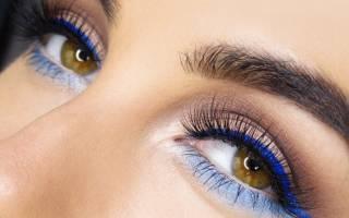 Как правильно красить глаза карандашом фото пошагово
