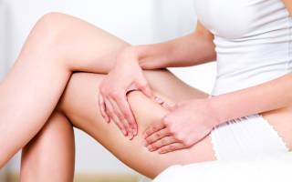 Как правильно делать антицеллюлитный массаж дома
