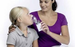 Как правильно делать ингаляцию ребенку небулайзером
