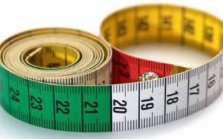 Как правильно называется сантиметровая лента