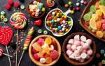 Как правильно есть сладкое