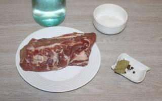 Как правильно вялить мясо в домашних условиях