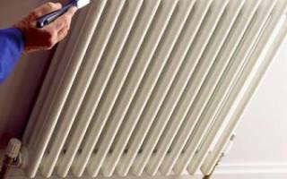 Как правильно красить радиаторы отопления