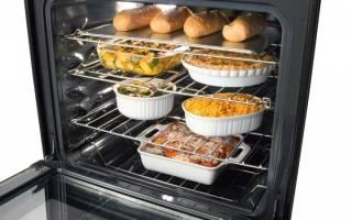 Как правильно готовить электрической духовке
