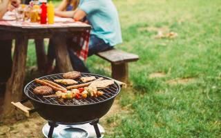 Как правильно готовить в барбекюшнице