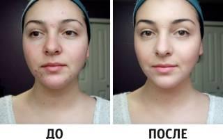 Как правильно красить тональный крем
