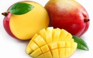 Как правильно выбрать манго