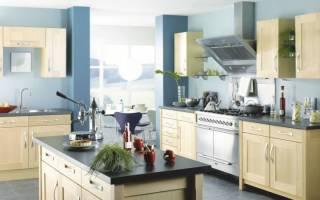 Как правильно красить стены на кухне