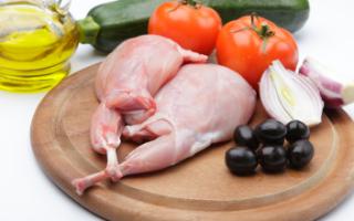 Как правильно готовить кролика на сковороде