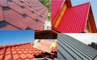 Как правильно выбрать материал для крыши