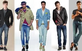 Как правильно делать подвороты на джинсах