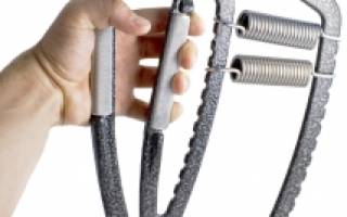 Как правильно использовать эспандер кистевой
