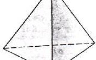 Выпуклый многогранник называется правильным если