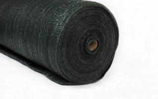 Как правильно выбрать затеняющую сетку для теплицы