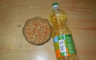 Как правильно жарить попкорн в домашних условиях
