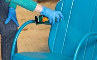 Как правильно красить металлическую поверхность