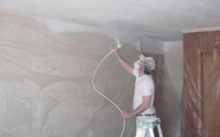 Как правильно красить электрическим краскопультом