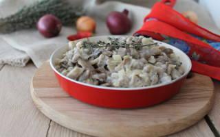 Как правильно готовить грибы вешенки