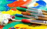 Как правильно использовать акриловые краски