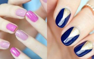 Как правильно красить ногти картинки