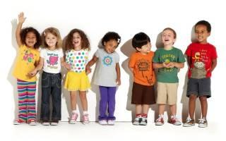 Выбрать правильный размер ребенка