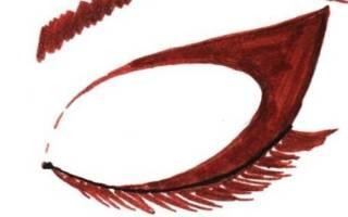 Как правильно красить уголки глаз тенями