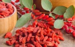 Как правильно использовать ягоды годжи для похудения